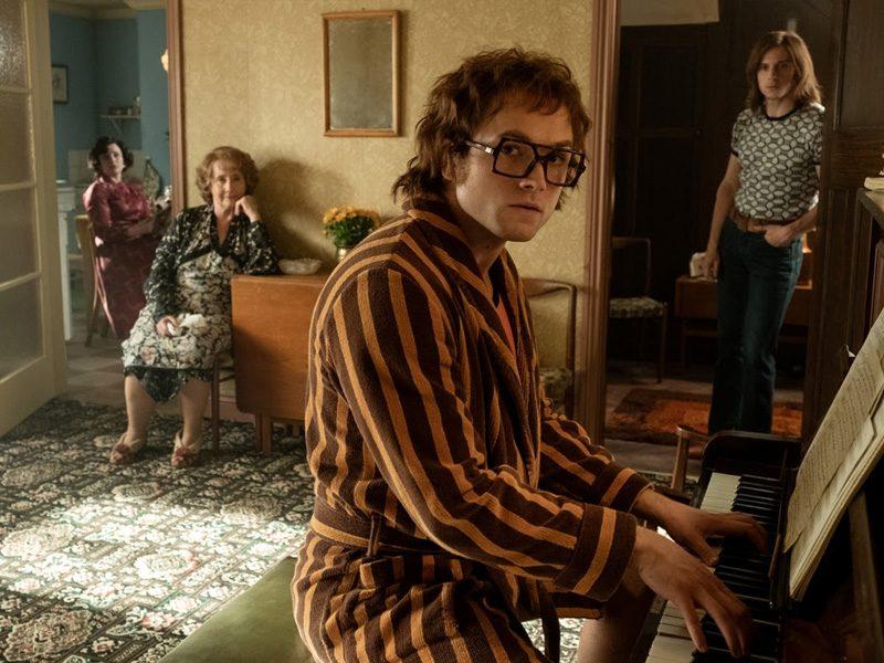 ROCKETMAN | Elton John comenta as verdades do filme!