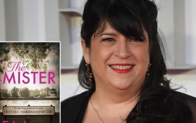 MISTER   Conheça o novo livro da autora de 50 Tons de Cinza!
