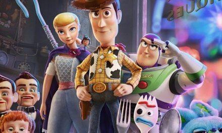 TOY STORY 4 | Disney coloca filme para participar do São João da Thay!