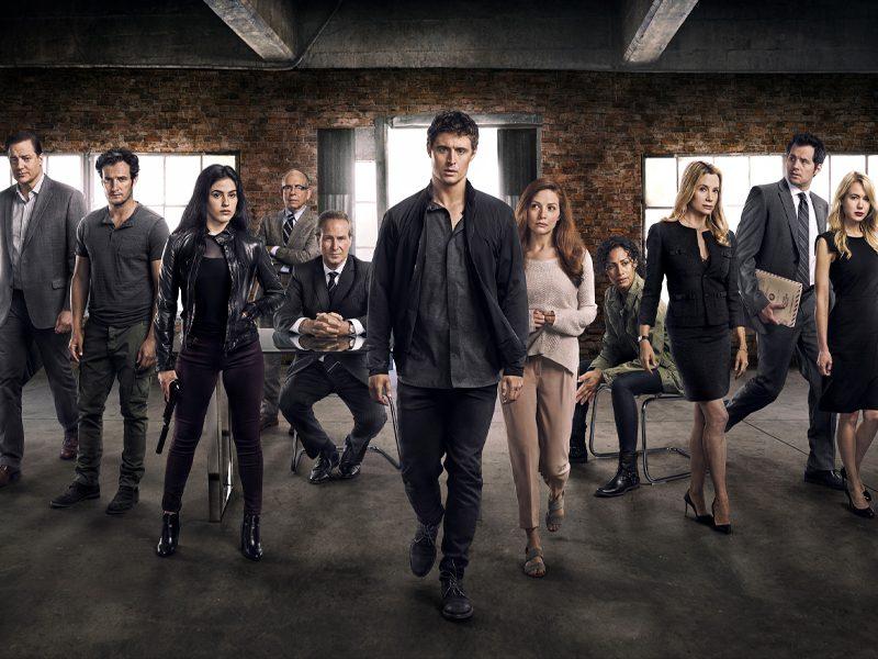 CONDOR | Fox lança nova série de suspense com Brendan Fraser!