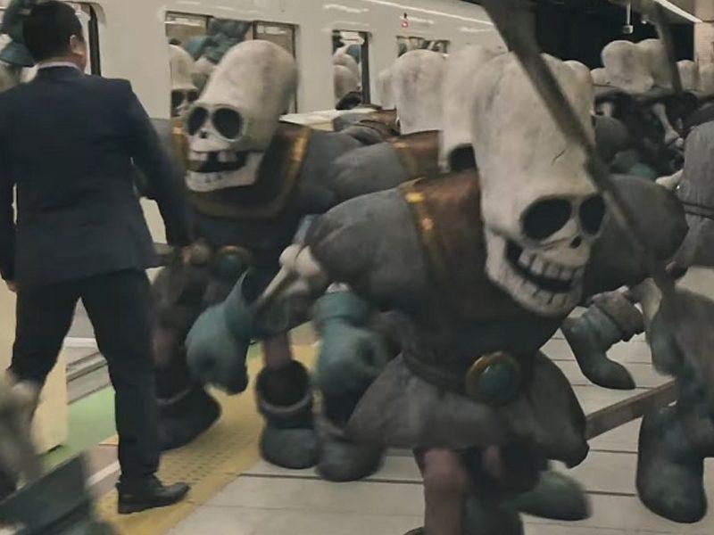 DRAGON QUEST WALK | Versão 'Go' do jogo ganha trailer!
