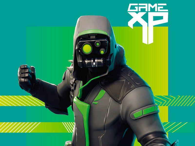 GAME XP | Fortnite será uma das atrações principais do evento!