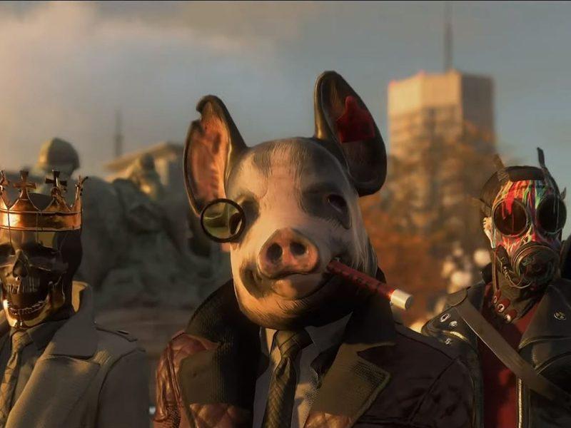 UBISOFT | Novo Watch Dogs e muito Rainbow Six! Veja os anúncios da E3!