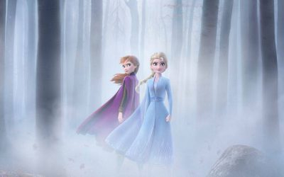 FROZEN 2   Novo trailer mostra que Elsa é poderosa demais para esse mundo!