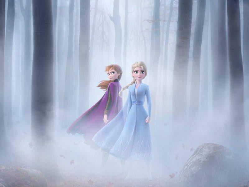 FROZEN 2 | Novo trailer mostra que Elsa é poderosa demais para esse mundo!