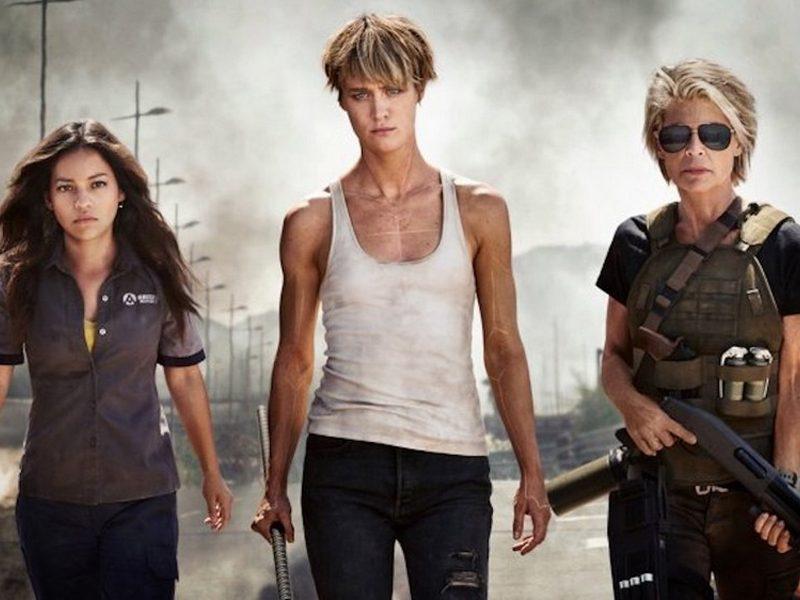 EXTERMINADOR DO FUTURO: DESTINO SOMBRIO | Sarah Connor é o foco de novo teaser!