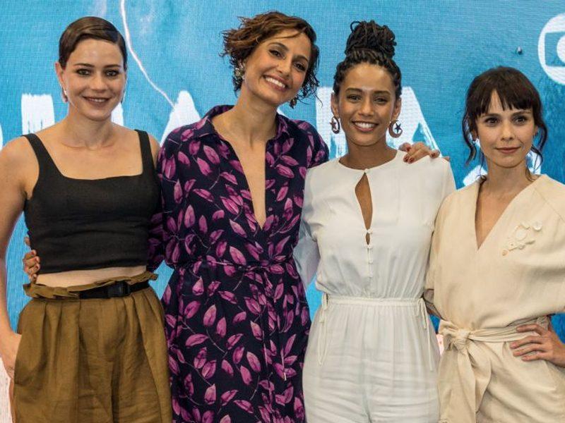 ARUANAS | Nova série Globoplay chega em julho!