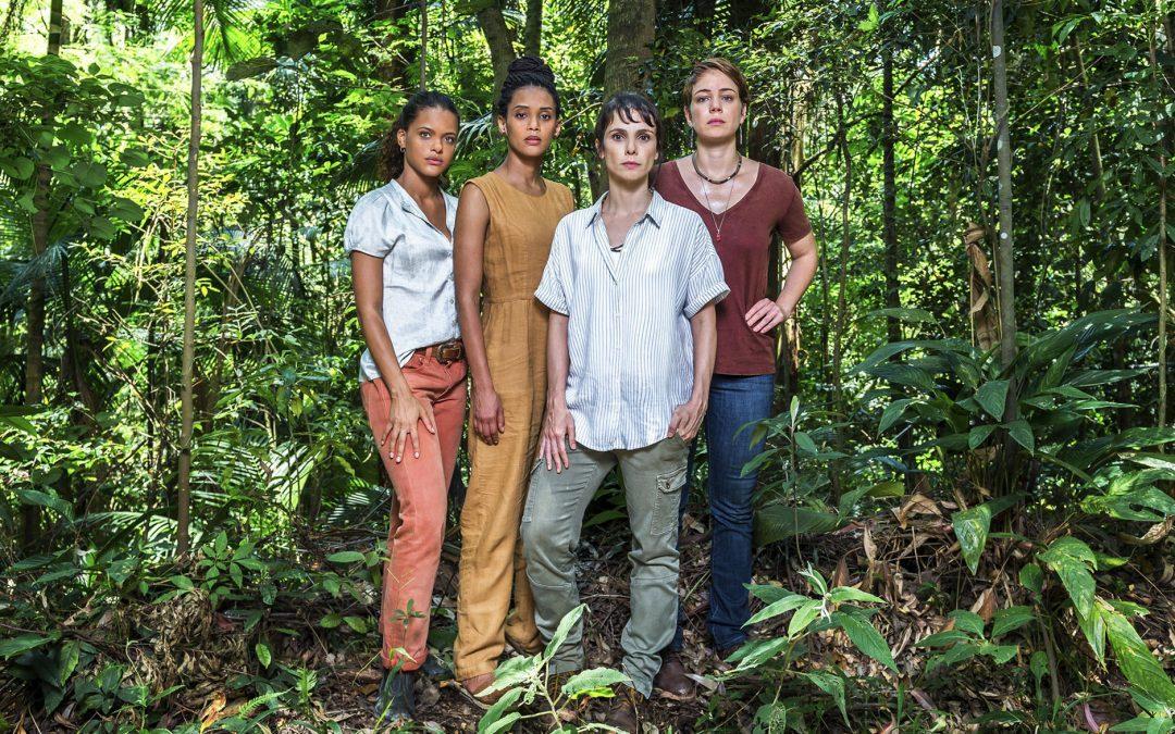 ARUANAS   Novo thriller ambiental do Globoplay!