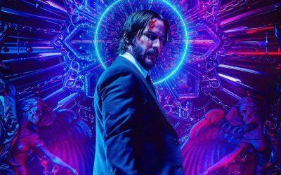 JOHN WICK 3 | Keanu Reeves é dono do nosso coração!