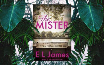 MISTER | Conheça o novo livro da autora de 50 Tons de Cinza!