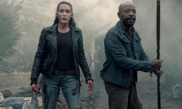 FEAR THE WALKING DEAD | A estreia da quinta temporada!