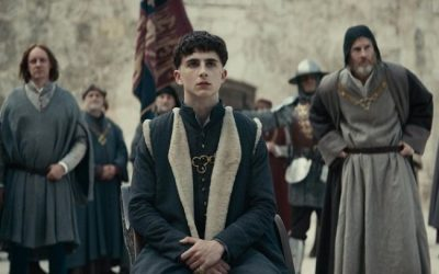 THE KING | Original Netflix ganha cartaz promocional!