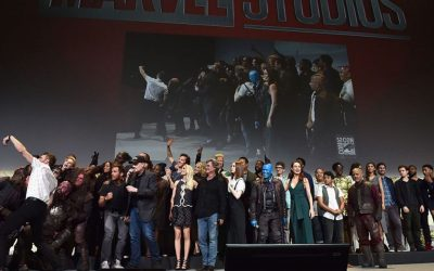 SDCC | Marvel Studios tem painel confirmado no Hall H em 2019!