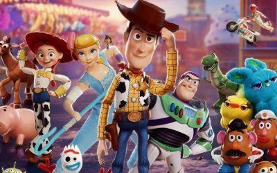 TOY STORY 4 | Animação é a mais vendida da ingresso.com em 2019!
