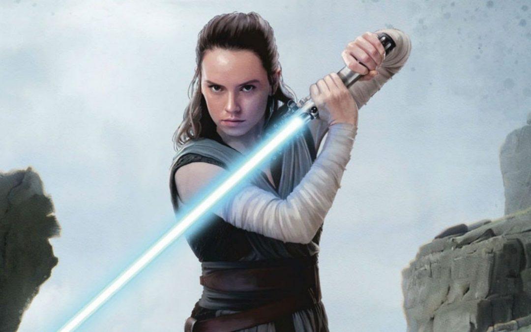 STAR WARS 9 | Daisy Ridley diz ter chorado em sua última cena do filme!