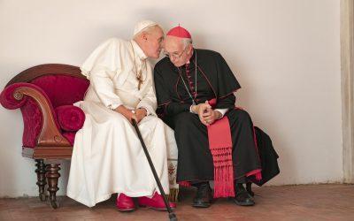 NETFLIX | 'Dois Papas' tem sua 1ª imagem revelada!