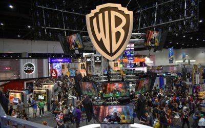 SDCC | Warner Bros. e DC se juntam em um mega stand este ano!