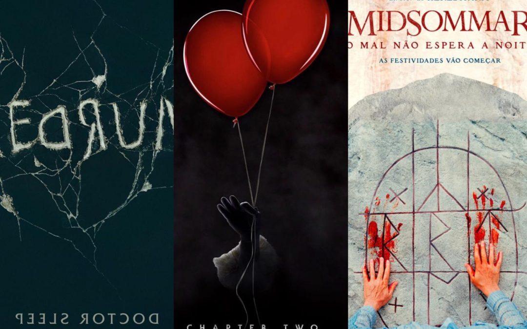CINEMA | Os filmes de terror mais aguardados no 2º semestre de 2019!