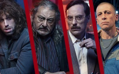 ENTRE HOMENS | Conheça o elenco da minissérie policial da HBO!