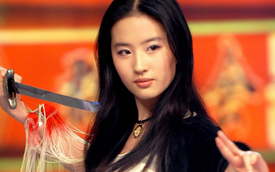 MULAN | Reaction teaser do live action!