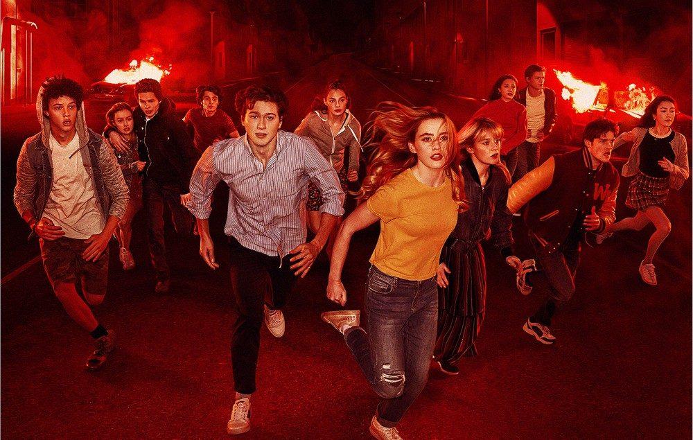 NETFLIX | The Society é renovada para sua 2ª temporada!
