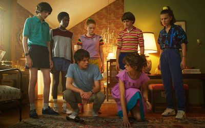 STRANGER THINGS | Referência à X-Men, marca título do 1º episódio da nova temporada!
