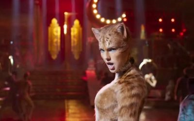 CATS | Musical com Taylor Swift ganha trailer!