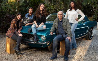 MODO AVIÃO | Netflix anuncia início das gravações!