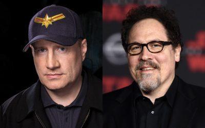 STAN LEE | Kevin Feige e Jon Favreau recebem prêmio por seu legado!