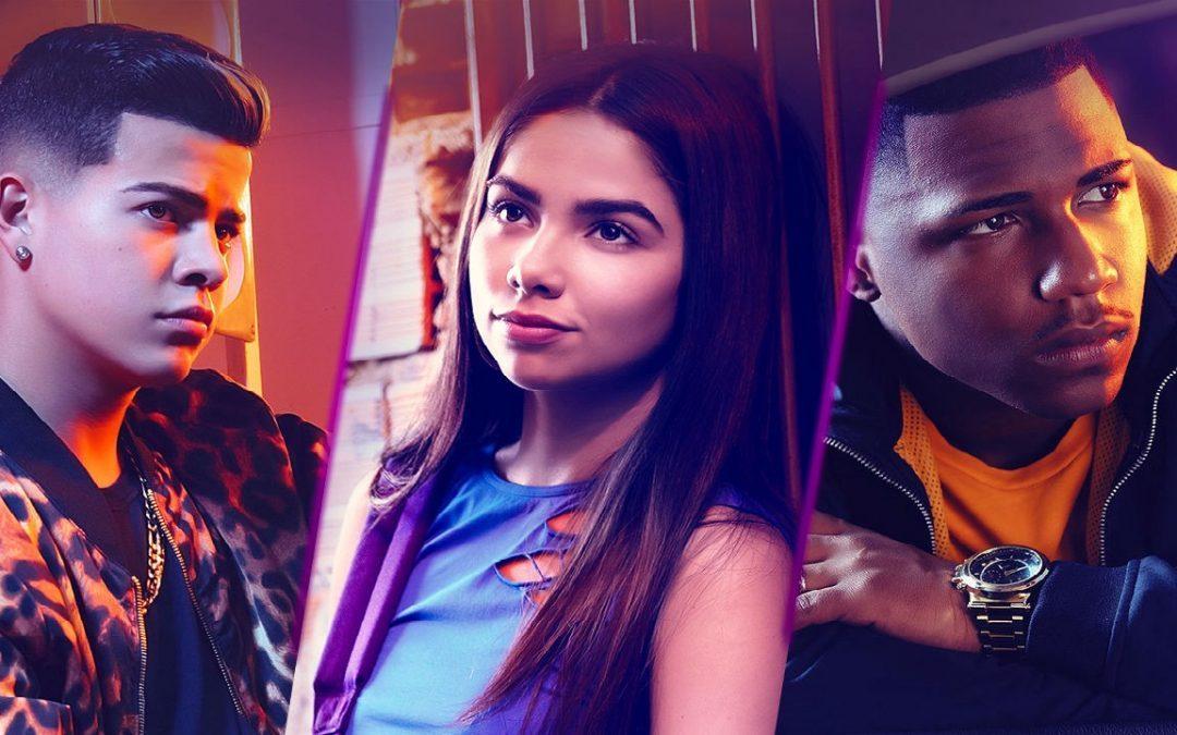 SINTONIA | Confira nossa entrevista com elenco da nova série Netflix!