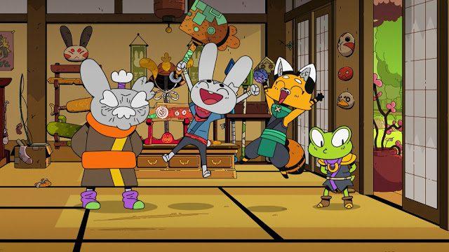 NINJIN | Animação brasileira estreia em setembro na Cartoon!