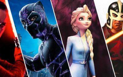 PLANTAO NERD | Série e filmes confirmados no Disney+!