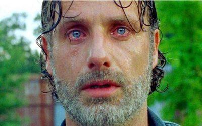 THE WALKING DEAD | Andrew Lincoln é visto no set de gravações!
