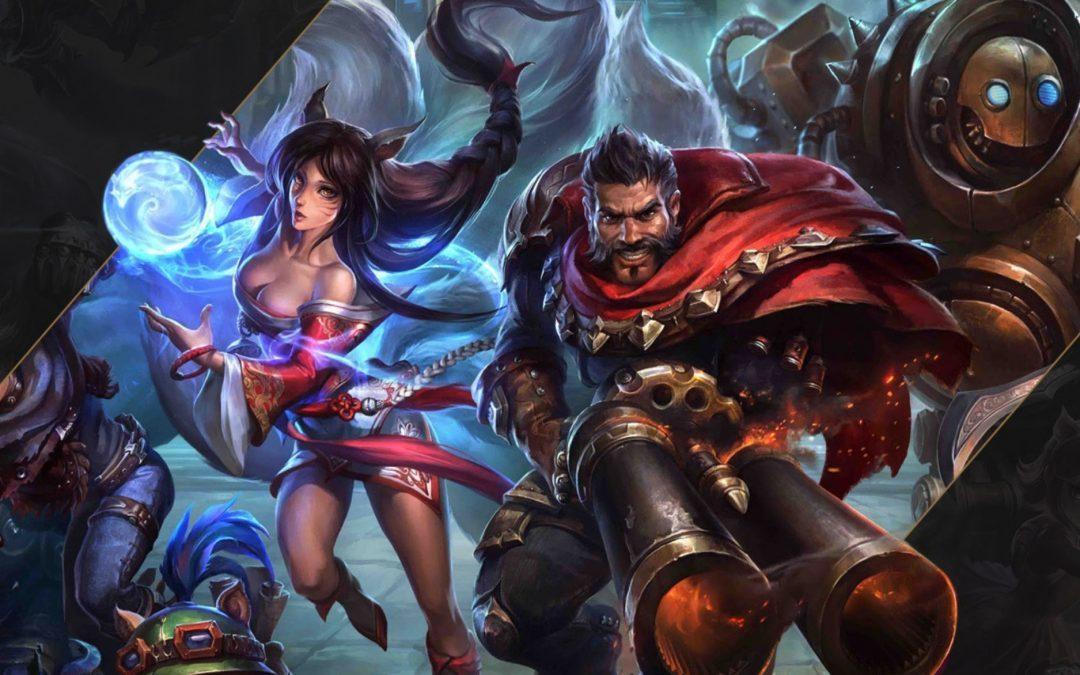 CCXP | Riot Games anuncia participação no evento!