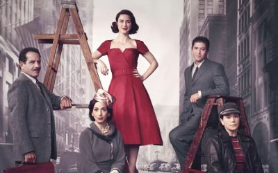 AMAZON | A 3ª temporada de The Marvelous Mrs. Maisel!