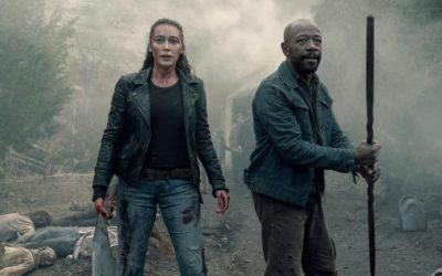 FEAR THE WALKING DEAD | 5ª temporada retorna segunda à AMC!