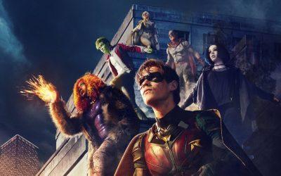 TITANS   2ª Temporada ganha novo trailer!