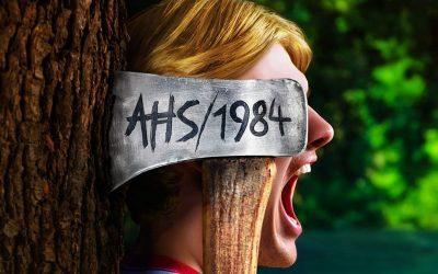AMERICAN HORROR STORY 1984   Confira o novo pôster!