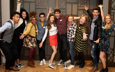 HIGH SCHOOL MUSICAL   Série de TV ganha primeiro pôster!