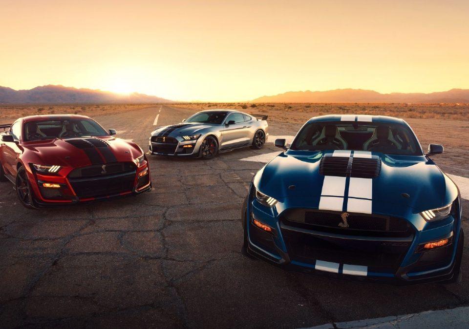 FORD | Novo Mustang Shelby será o carro de rua mais potente da marca!