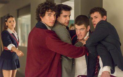 ELITE | Netflix divulga data de estreia da 2ª temporada!