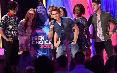 TEEN CHOICE AWARDS | Confira a lista dos ganhadores!