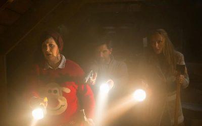 KRAMPUS – O TERROR DE NATAL   Longa estreia no Studio Universal!