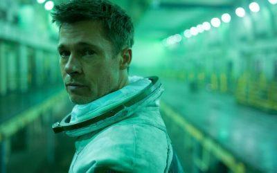 AD ASTRA   O filme espacial e clichê de Brad Pitt!