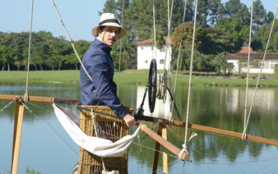 HBO | Minissérie sobre a vida de Santos Dumont estreia em novembro!
