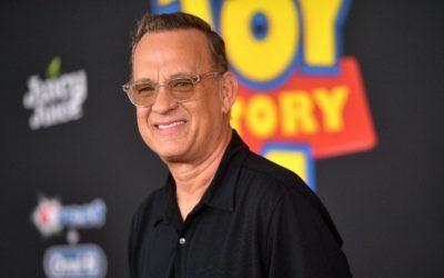 MATT MASON   Tom Hanks irá atuar em filme da Mattel!