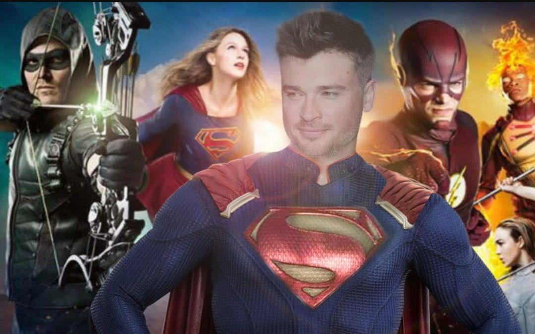 TOM WELLING | Ator de Smallville é confirmado no crossover do Arrowverso!