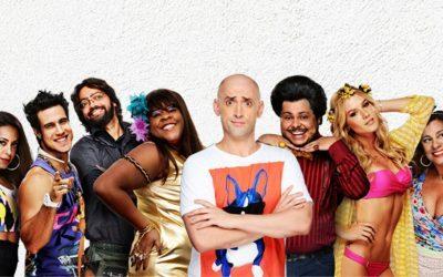 VAI QUE COLA 2 – O COMEÇO   O retorno da comédia brasileira!