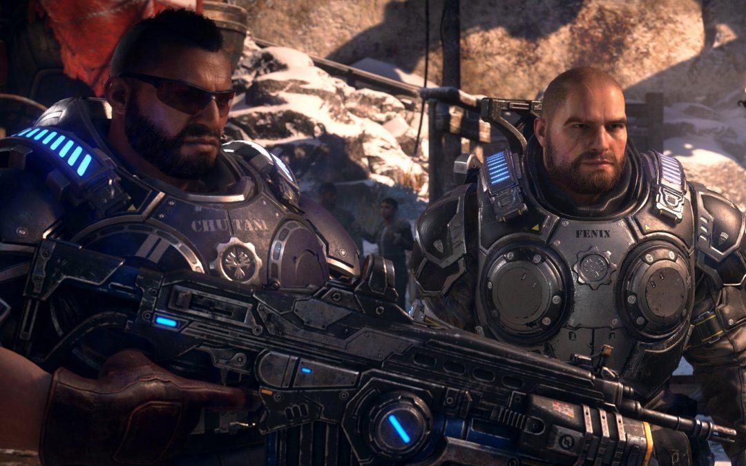 GEARS 5 | Será que o novo jogo de Gears of War vale a pena?