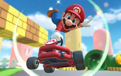MARIO KART TOUR | Lançado há menos de um dia, jogo bate recorde da Nintendo!